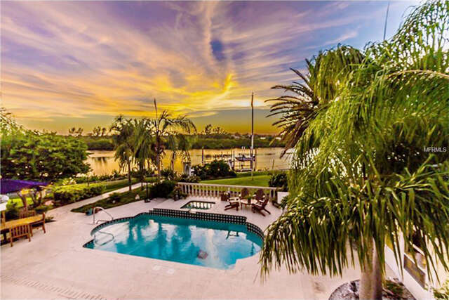 Single Family for Sale at 1126 Marina Drive Tarpon Springs, Florida 34689 United States