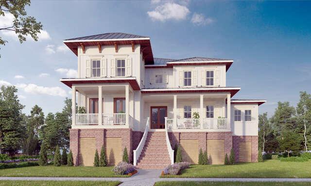 Single Family for Sale at 589 Wading Place Daniel Island, South Carolina 29492 United States