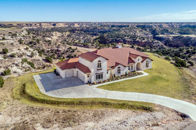 Single Family for Sale at 15351 Canyon Pass Rd Amarillo, Texas 79118 United States