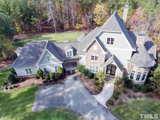 Single Family for Sale at 52 Gentle Winds Dr Chapel Hill, North Carolina 27517 United States