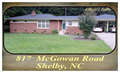Real Estate for Sale, ListingId:38506566, location: 817 MCGOWAN ROAD Shelby 28150