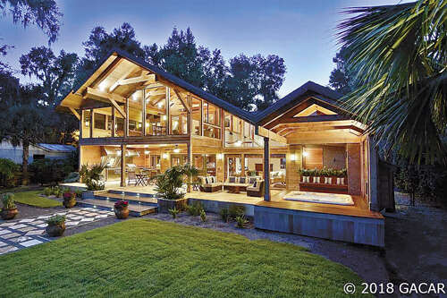Single Family for Sale at 12603 NE 204 Terrace Waldo, Florida 32694 United States