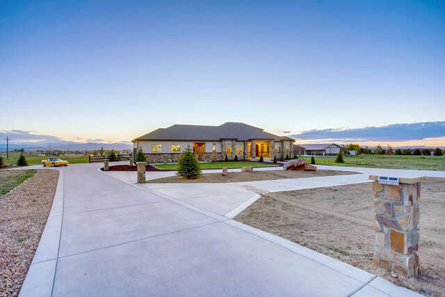 Single Family for Sale at 4079 Country Mountain Dr Loveland, Colorado 80537 United States