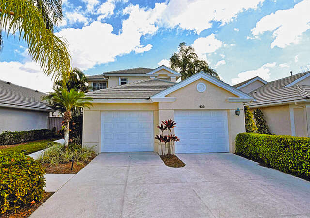 Single Family for Sale at 633 Masters Way Palm Beach Gardens, Florida 33418 United States