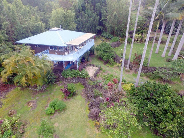 Single Family for Sale at 82-1191 Greenwell Mountain Rd Captain Cook, Hawaii 96704 United States