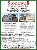 Stonewall Custom Homes