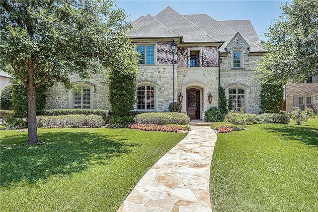 Single Family for Sale at 6616 Pemberton Drive Dallas, Texas 75230 United States