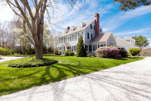 Single Family for Sale at 14 Ice Valley Road Osterville, Massachusetts 02655 United States
