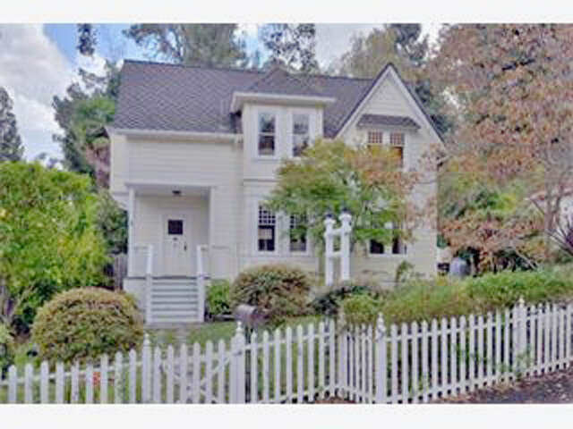 Single Family for Sale at 15 Chestnut Ave. Los Gatos, California 95030 United States