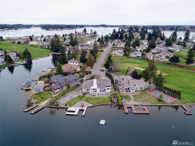 Single Family for Sale at 3415 199th Av Ct E Lake Tapps, Washington 98391 United States