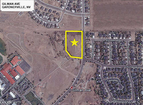 Land for Sale at Gilman Avenue Gardnerville, Nevada 89410 United States