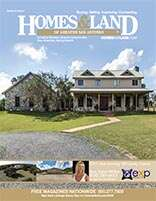 HOMES & LAND Magazine Cover. Vol. 15, Issue 02, Page 41.