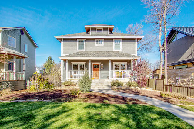 Single Family for Sale at 1808 W Mountain Avenue Fort Collins, Colorado 80521 United States