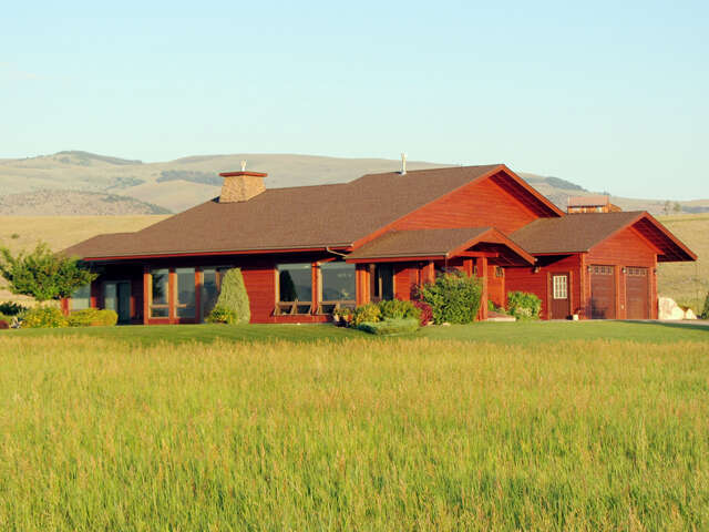 Single Family for Sale at 25 Diamondback Road Ennis, Montana 59729 United States