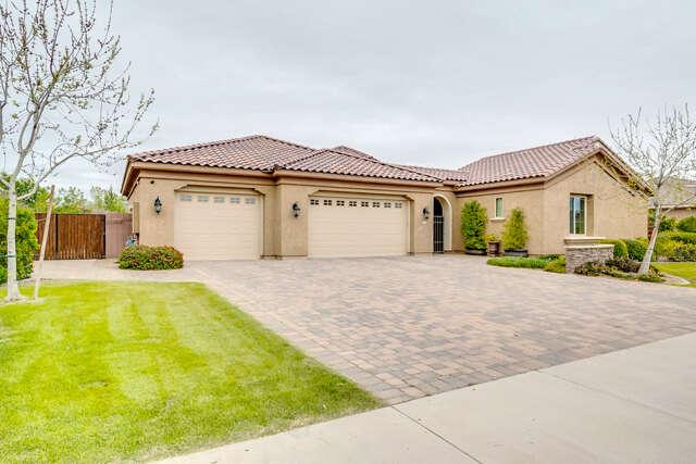 Single Family for Sale at 19860 E Camacho Road Queen Creek, Arizona 85142 United States