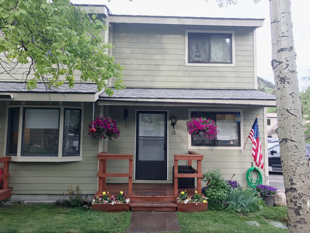 Single Family for Sale at 205 Nelson Drive Unit 12 Jackson, Wyoming 83001 United States