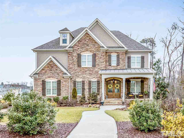 Single Family for Sale at 104 Vervain Way Holly Springs, North Carolina 27540 United States