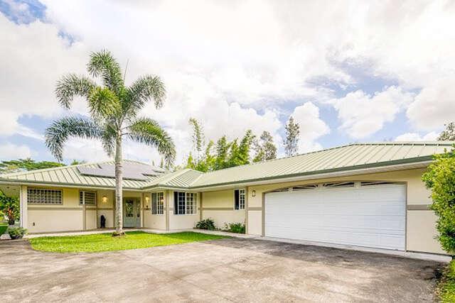 Single Family for Sale at 16-1873 34th Ave Keaau, Hawaii 96749 United States