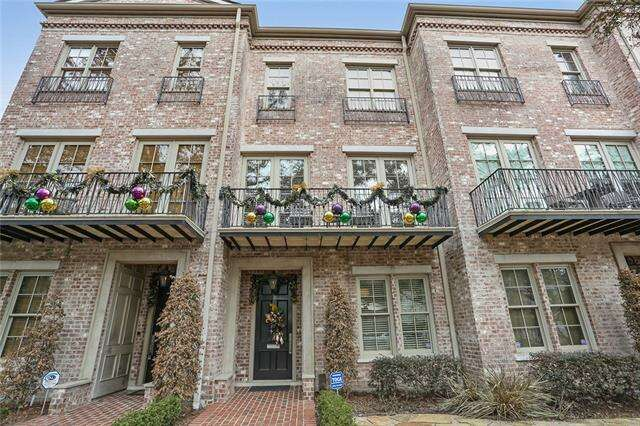 Single Family for Sale at 3721 St Charles Avenue New Orleans, Louisiana 70115 United States