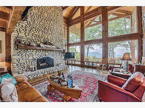 Single Family for Sale at 532 Ataya Trail Maggie Valley, North Carolina 28751 United States