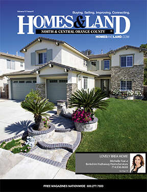 HOMES & LAND Magazine Cover. Vol. 12, Issue 06, Page 19.