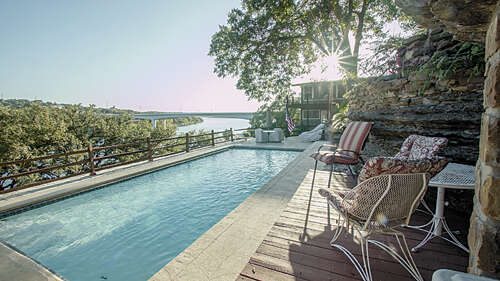 Single Family for Sale at 2516 Circle Drive Marble Falls, Texas 78654 United States