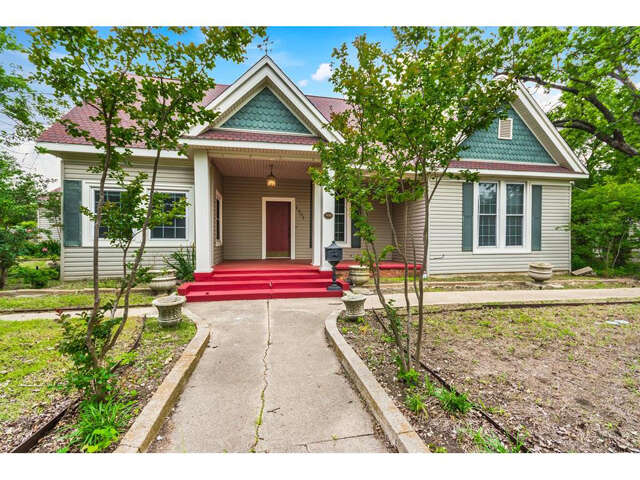 Real Estate for Sale, ListingId:46570897, location: 1301 E Lamar Street Sherman 75090