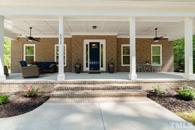 Single Family for Sale at 2002 Peninsula Lane Hillsborough, North Carolina 27278 United States