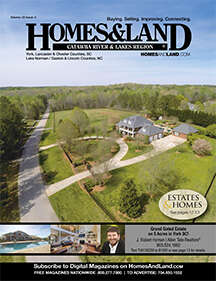 HOMES & LAND Magazine Cover. Vol. 20, Issue 05, Page 13.