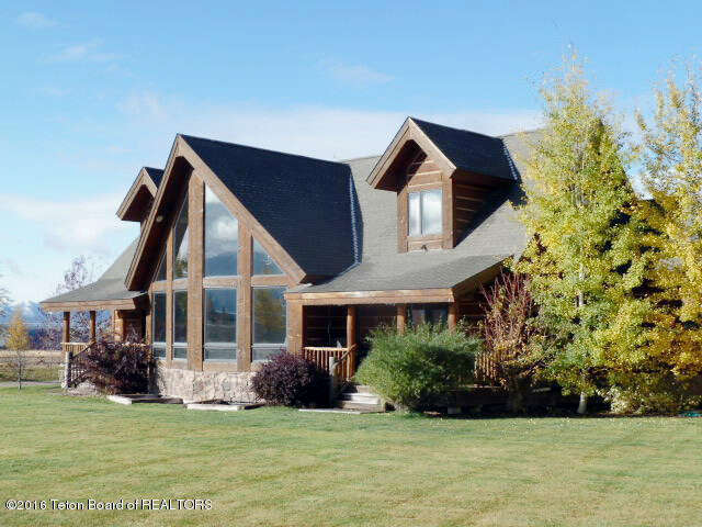 Single Family for Sale at 4702 Brown Drake Court Tetonia, Idaho 83452 United States