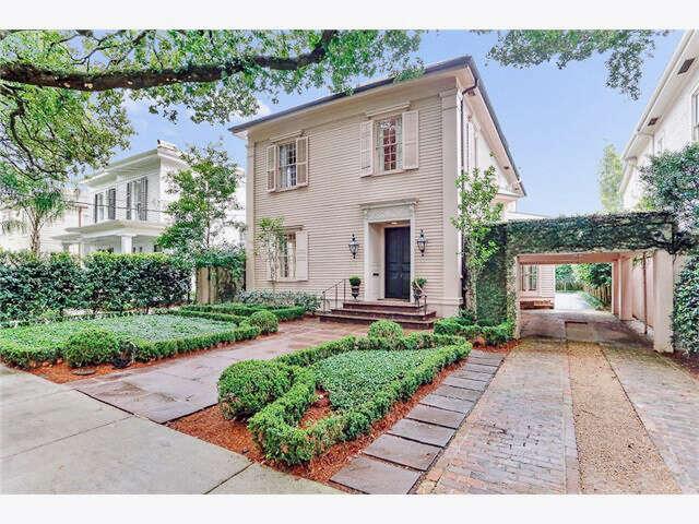 Single Family for Sale at 1309 Nashville Av New Orleans, Louisiana 70115 United States
