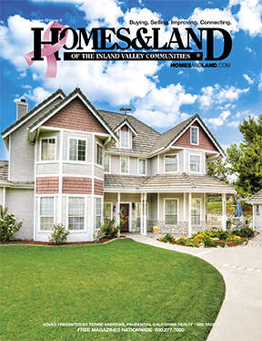 HOMES & LAND Magazine Cover. Vol. 33, Issue 03, Page 9.