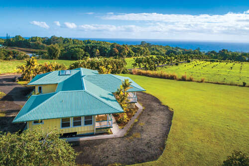 Single Family for Sale at 27-380 Indian Tree Rd Papaikou, Hawaii 96781 United States