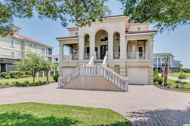 Single Family for Sale at 8810 N Ocean Blvd Myrtle Beach, South Carolina 29572 United States