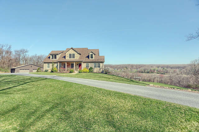 Single Family for Sale at 468 Basket Road Oley, Pennsylvania 19547 United States