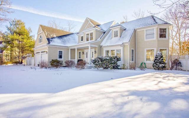 Single Family for Sale at 10 Birchwood Lane Sandwich, Massachusetts 02563 United States