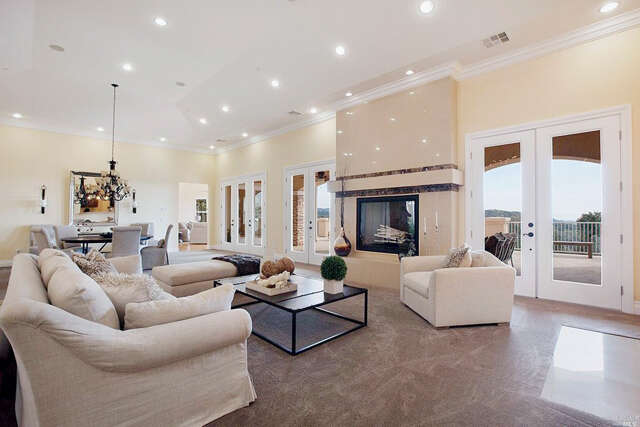 Single Family for Sale at 17355 Gehricke Road Sonoma, California 95476 United States