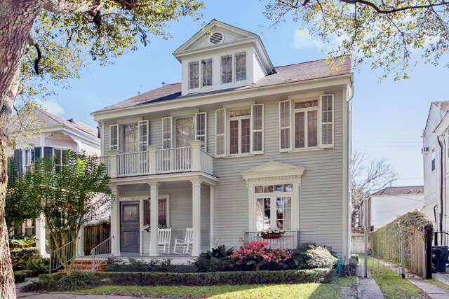 Single Family for Sale at 1655 State St New Orleans, Louisiana 70118 United States