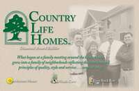 Country Life Homes, Diamond Award Builder
