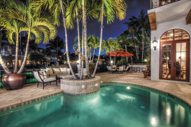 Single Family for Sale at 520 NE Waterway Lane Boca Raton, Florida 33432 United States