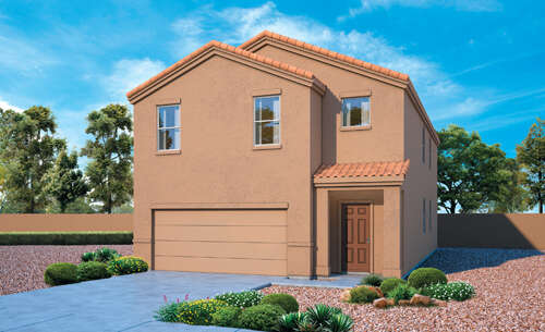 New Construction for Sale at 6526 S Placita Naranja Tucson, Arizona 85757 United States