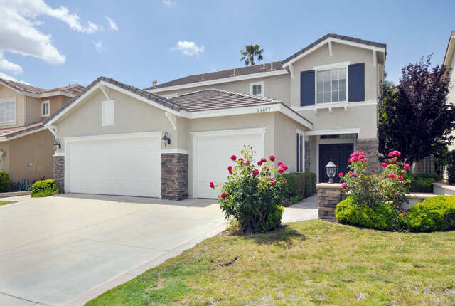Single Family for Sale at 26057 Salinger Lane Stevenson Ranch, California 91381 United States