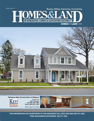 HOMES & LAND Magazine Cover. Vol. 06, Issue 03, Page 34.