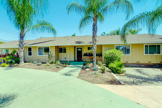 Single Family for Sale at 544 Gorham Road Ojai, California 93023 United States