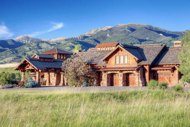 Single Family for Sale at 200 Jeana Lei Ct Bozeman, Montana 59715 United States