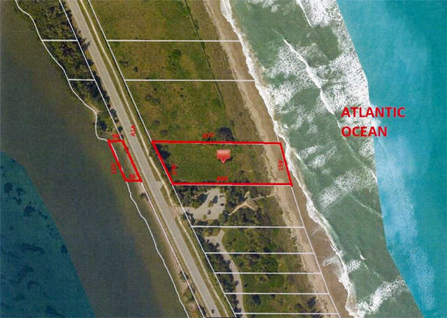 Investment for Sale at 7820 S Ocean Drive Jensen Beach, Florida 34957 United States