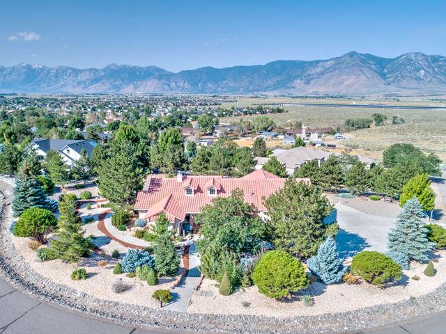 Single Family for Sale at 1340 Santa Cruz Minden, Nevada 89423 United States