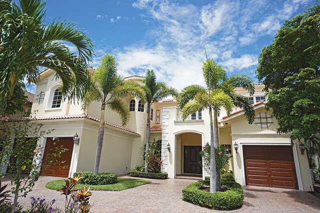 Single Family for Sale at 17590 Circle Pond Court Boca Raton, Florida 33496 United States