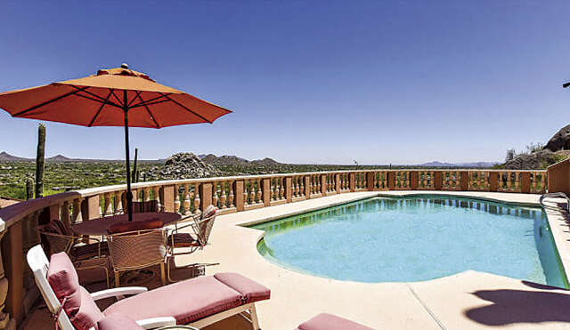 Single Family for Sale at 6948 E Stagecoach Pass Road Carefree, Arizona 85377 United States