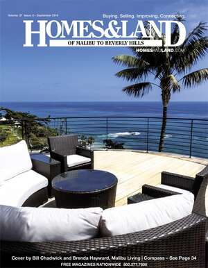 HOMES & LAND Magazine Cover. Vol. 37, Issue 06, Page 34.